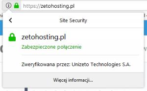 bezpieczenstwo zetohosting.pl